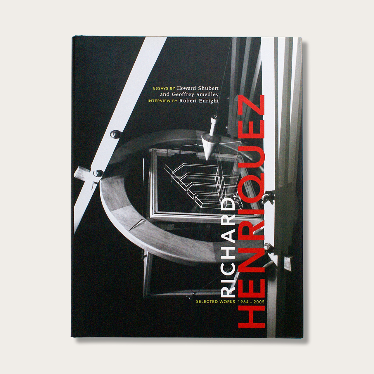Richard Henriquez Selected Works book cover.