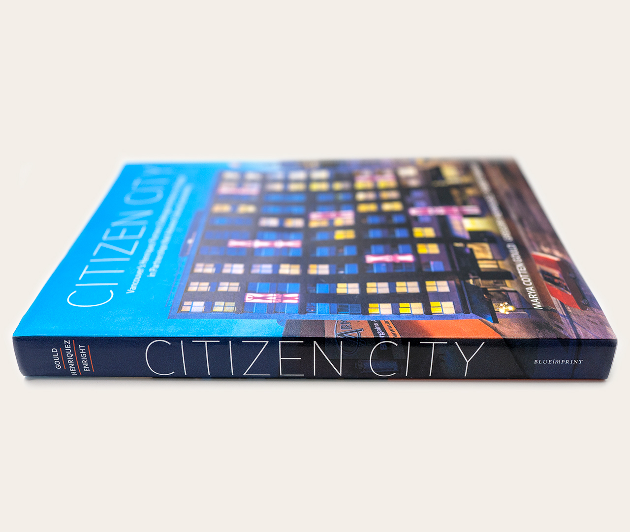 Citizen City book cover.