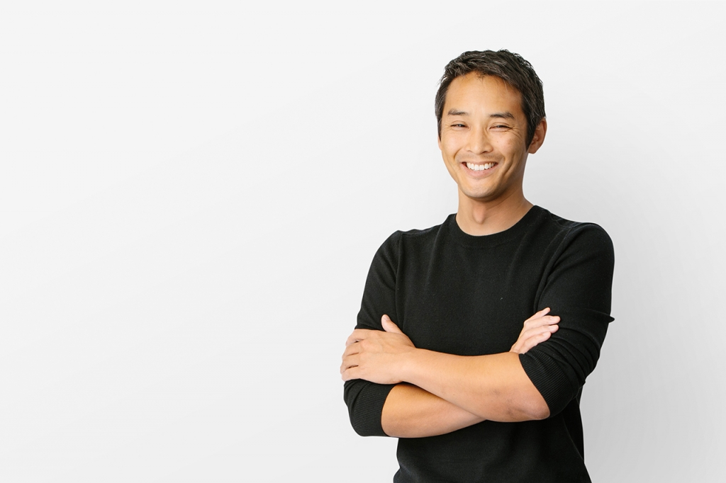 Portrait of Henriquez team member, Dallas Hong, Director of Architecture.