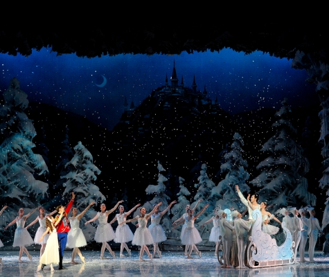 Image taken from Goh Ballet's performance of The Nutcracker.