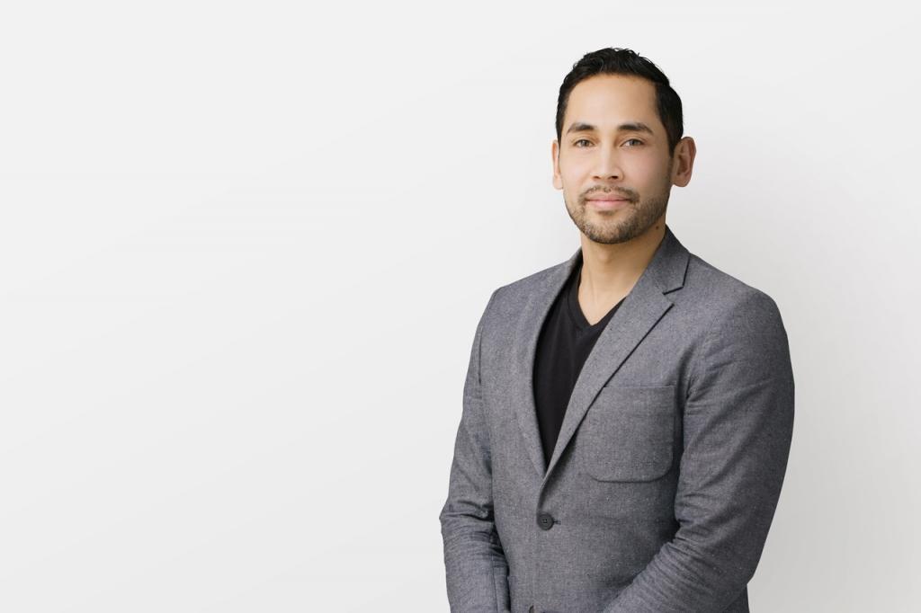Portrait of Henriquez team member, Hany Iwamura, Director of Digital Practice.