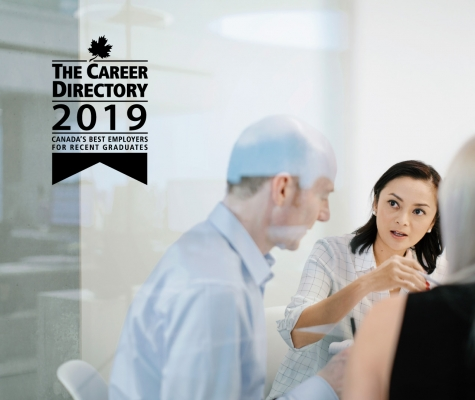 Henriquez recognized as Canada's Best Employers for Recent Graduates for 2019.