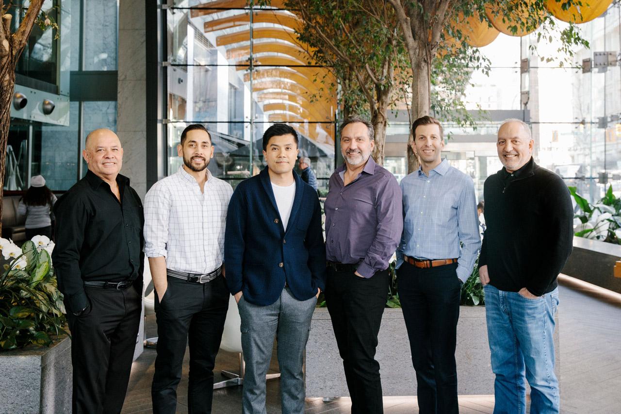 New Directors and Associates at Henriquez Partners.