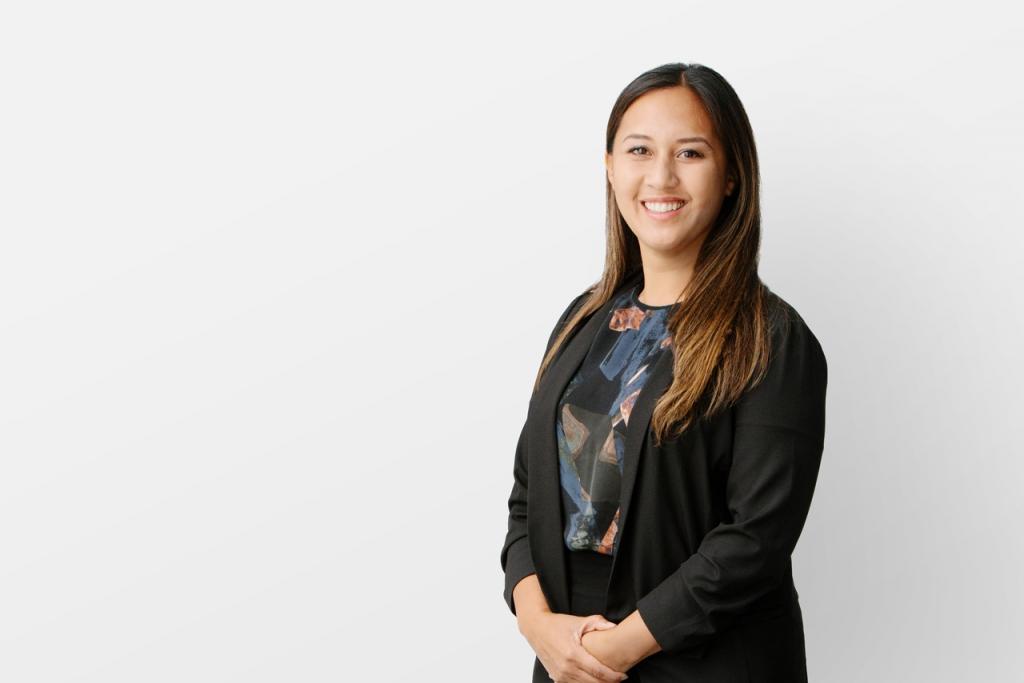 Portrait of Henriquez team member, Karen Power, Director of Talent