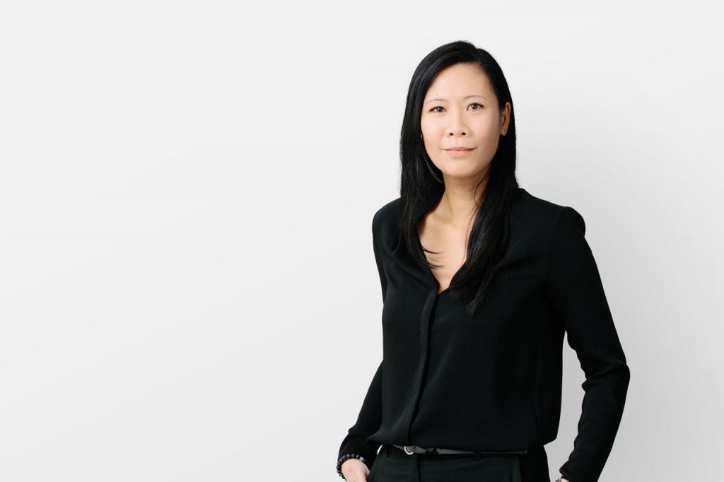 Portrait of Henriquez team member, Agnes Lapointe, Associate