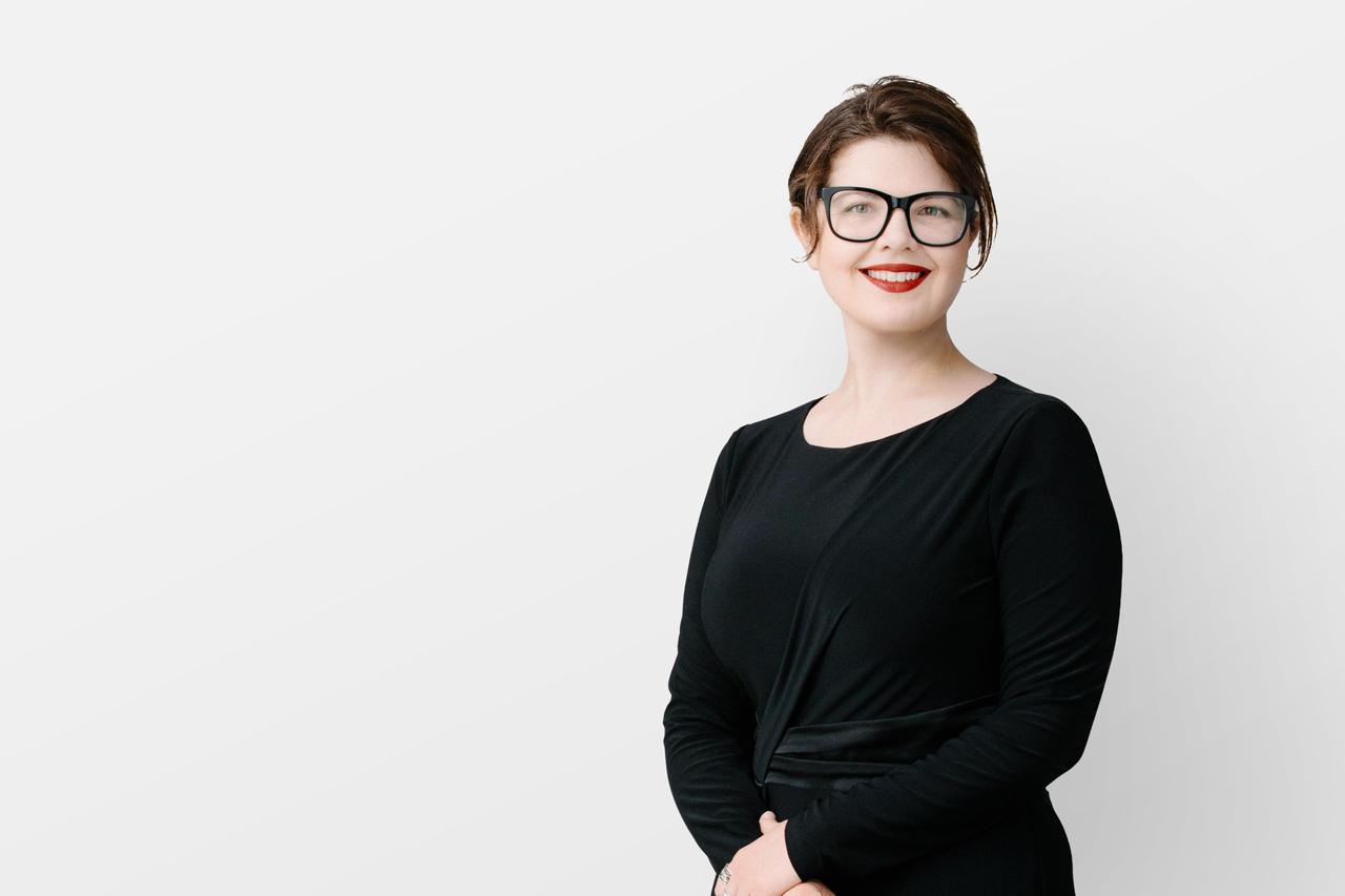Portrait of Henriquez team member, Elena Vakhrameeva, Associate