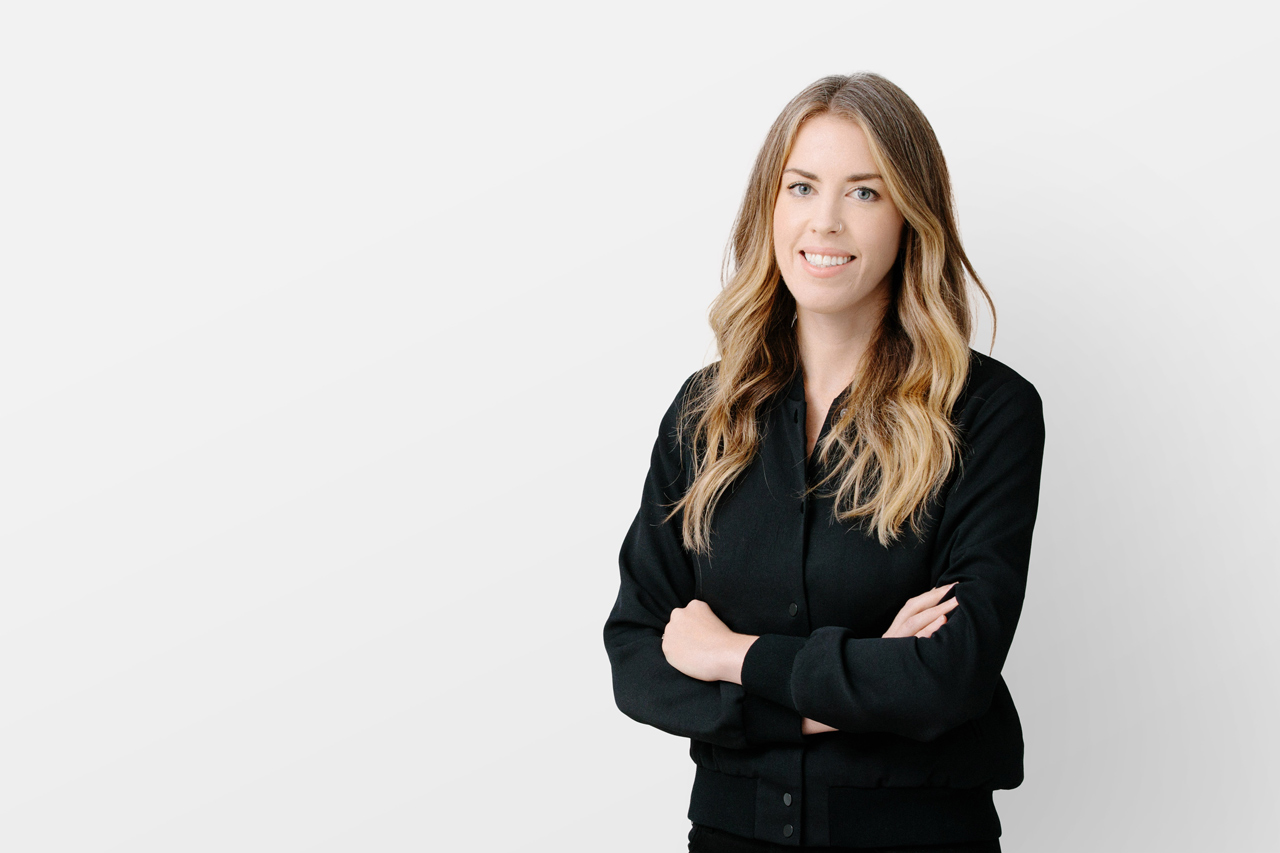 Portrait of Henriquez team member, Mackenzie Nixon, Associate