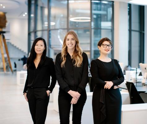 New Associates at Henriquez Partners