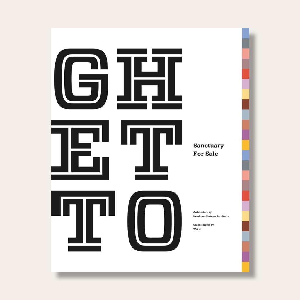 Cover of Henriquez Partner's GHETTO