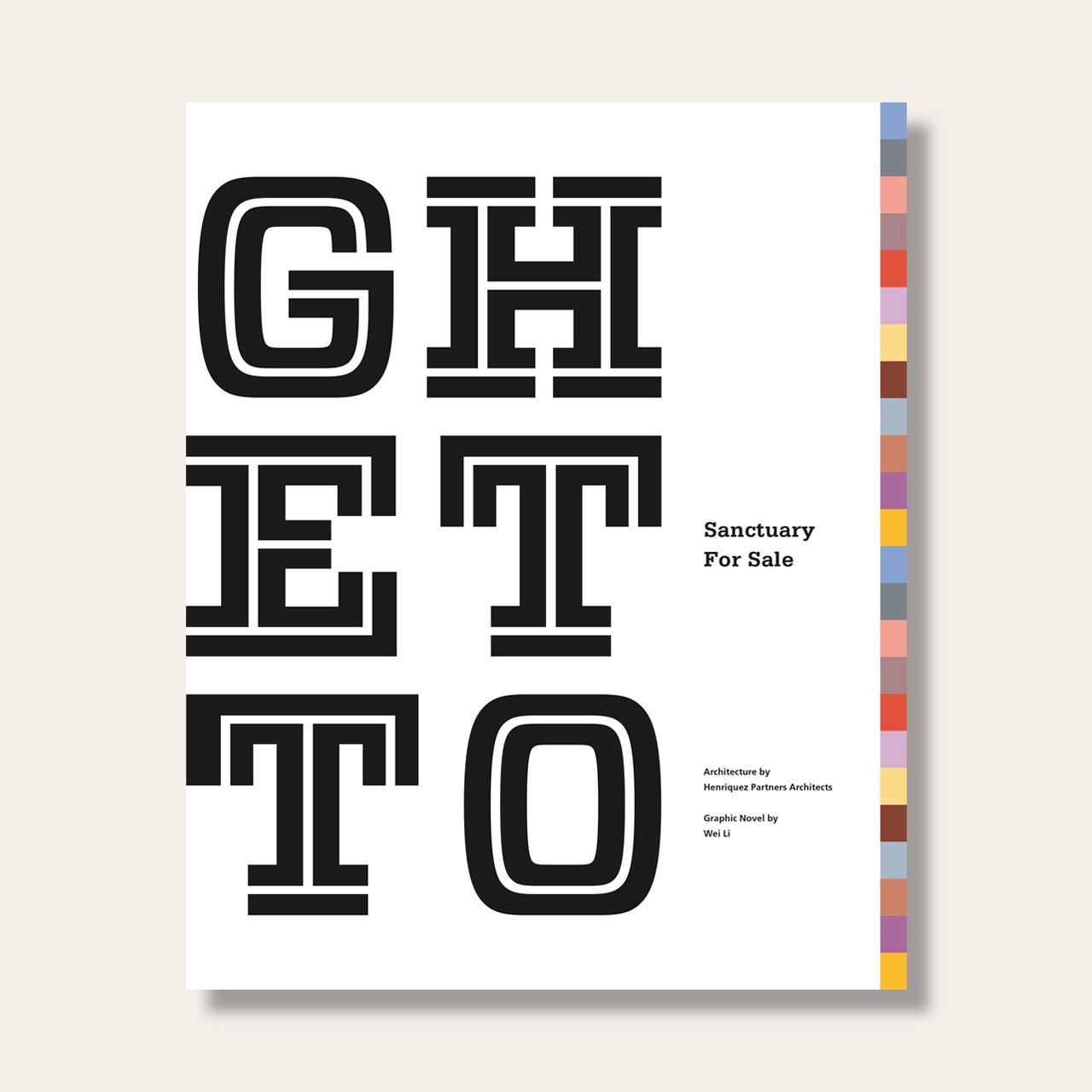 Cover of Henriquez Partner's GHETTO